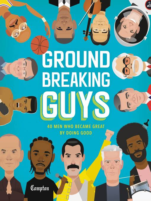 Title details for Groundbreaking Guys by Stephanie True Peters - Available