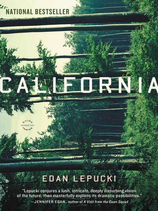 Title details for California by Edan Lepucki - Available