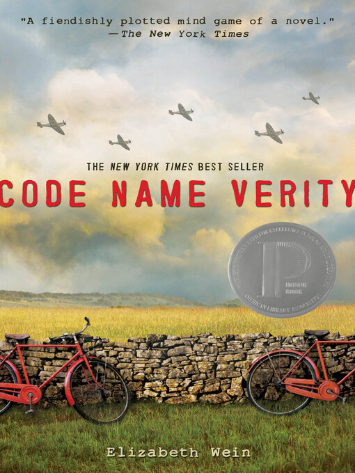 Title details for Code Name Verity by Elizabeth Wein - Wait list
