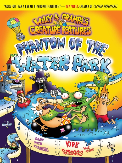 Title details for Phantom of the Waterpark by Kirk Scroggs - Available
