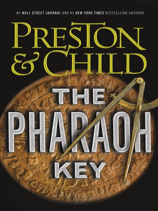 Title details for The Pharaoh Key by Douglas Preston - Wait list