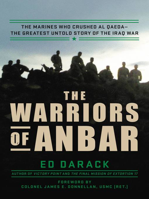 Title details for The Warriors of Anbar by Ed Darack - Available