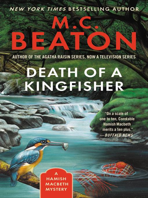 Title details for Death of a Kingfisher by M. C. Beaton - Wait list