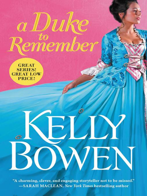 Title details for A Duke to Remember by Kelly Bowen - Wait list