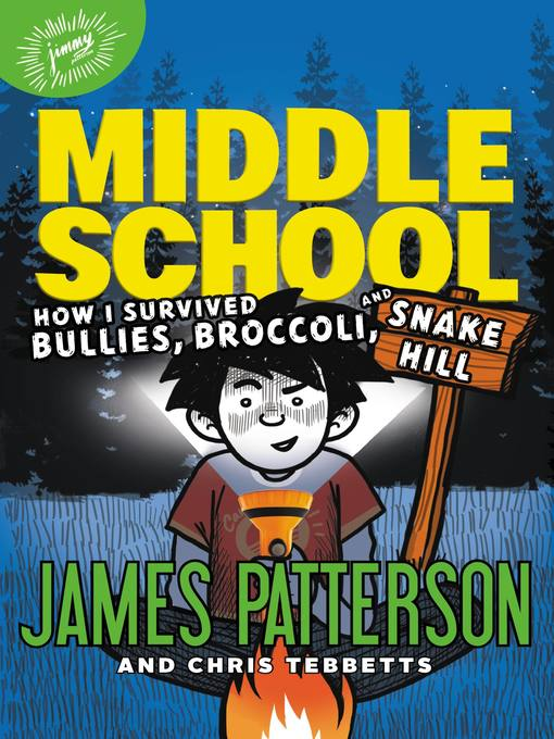 Title details for How I Survived Bullies, Broccoli, and Snake Hill by James Patterson - Wait list