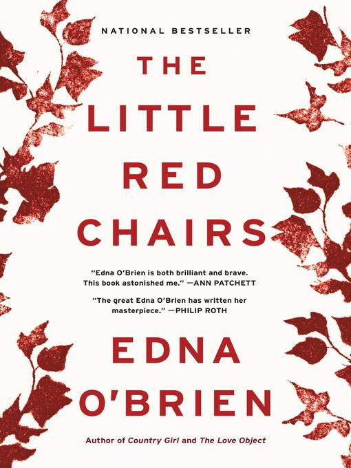Title details for The Little Red Chairs by Edna O'Brien - Wait list
