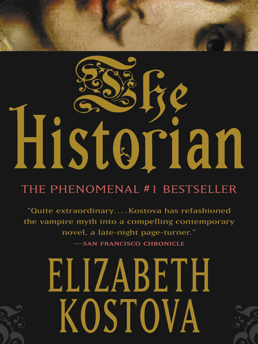 Title details for The Historian by Elizabeth Kostova - Wait list