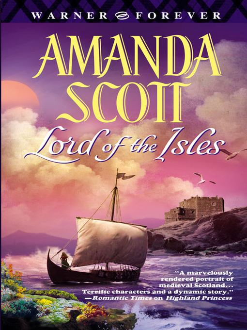 Title details for Lord of the Isles by Amanda Scott - Wait list