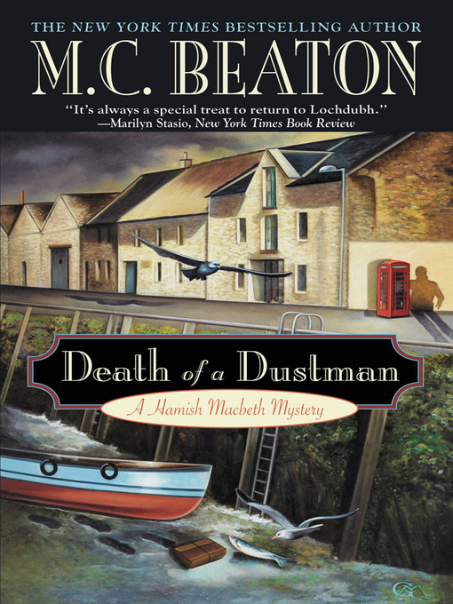 Title details for Death of a Dustman by M. C. Beaton - Available
