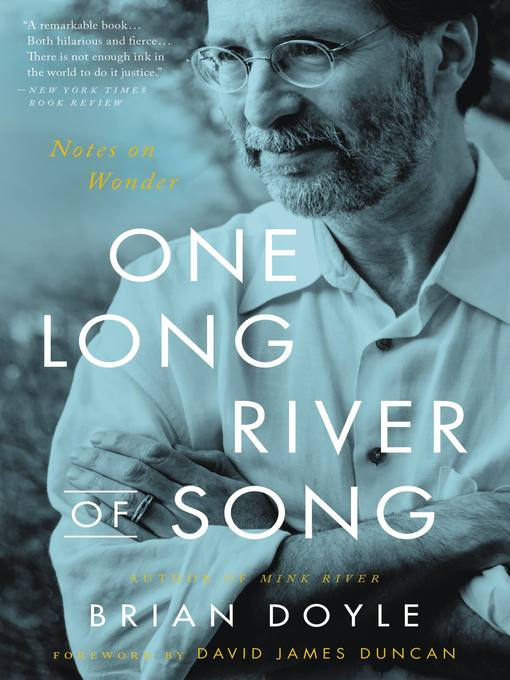Title details for One Long River of Song by Brian Doyle - Available