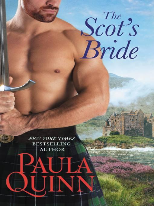 Title details for The Scot's Bride by Paula Quinn - Wait list