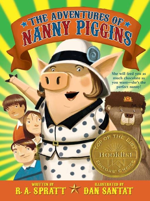 Title details for The Adventures of Nanny Piggins by R. A. Spratt - Available