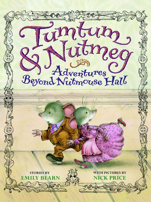 Title details for Tumtum and Nutmeg by Emily Bearn - Available