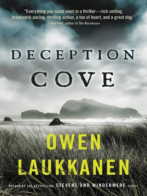 Title details for Deception Cove by Owen Laukkanen - Available