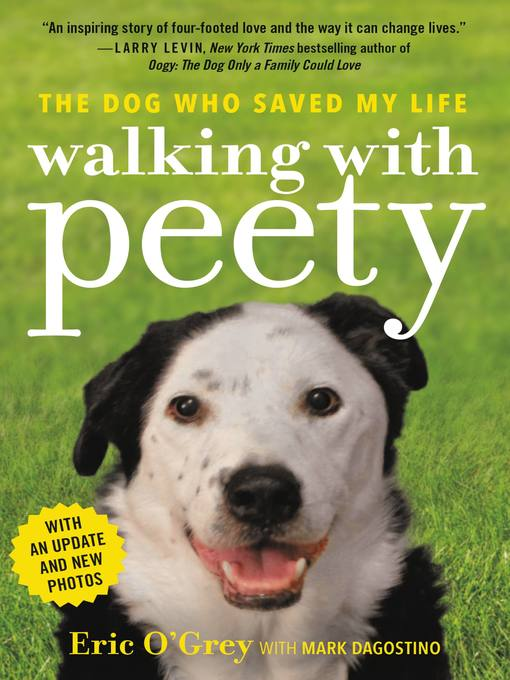 Title details for Walking with Peety by Eric O'Grey - Wait list