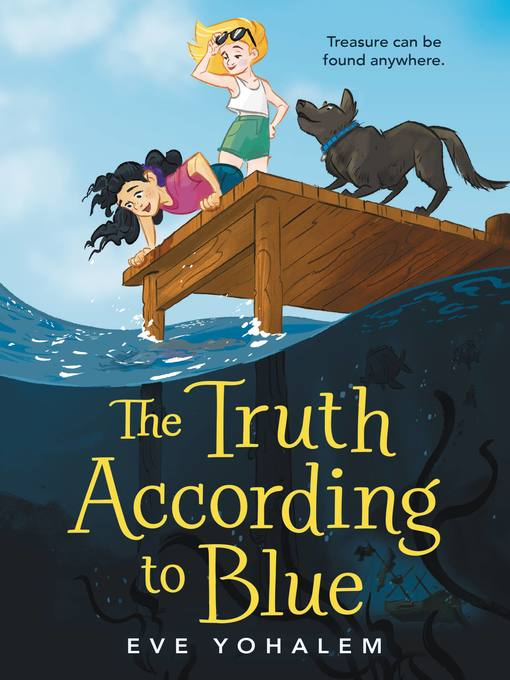 Cover of The Truth According to Blue