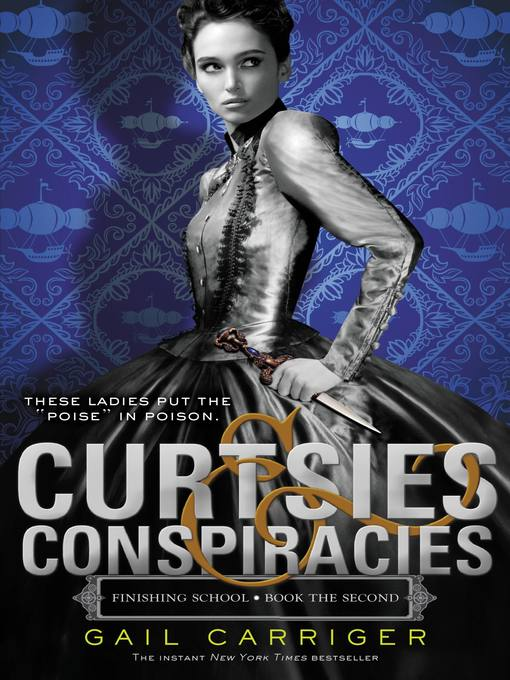 Cover of Curtsies & Conspiracies