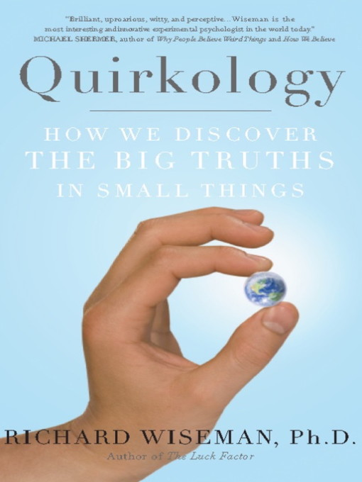 Cover of Quirkology