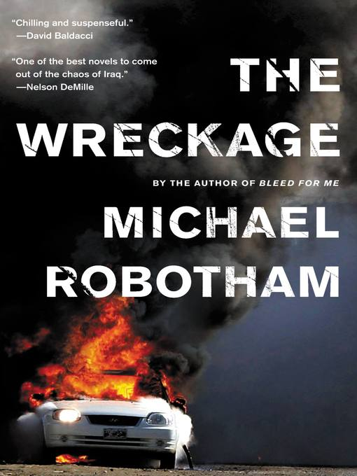 Title details for The Wreckage by Michael Robotham - Wait list