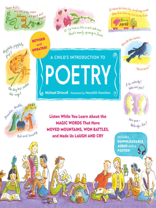 Title details for A Child's Introduction to Poetry by Michael Driscoll - Available