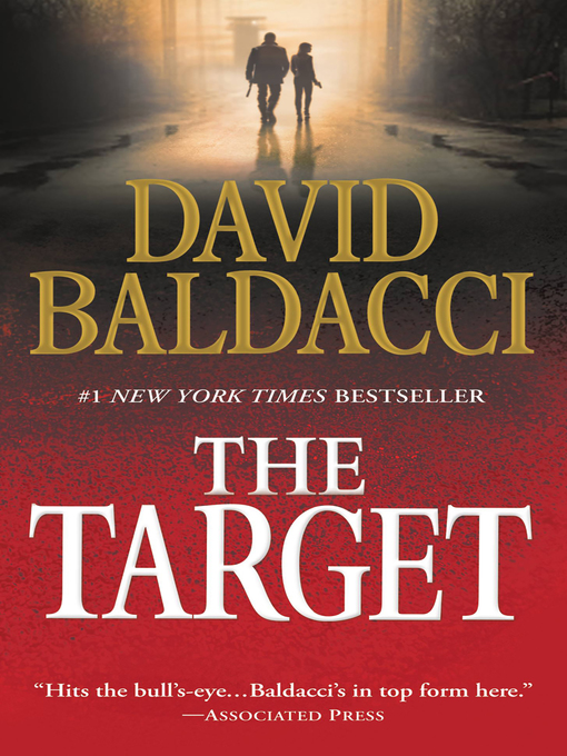 Title details for The Target by David Baldacci - Wait list
