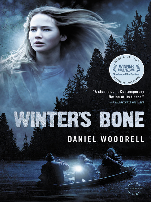 Title details for Winter's Bone by Daniel Woodrell - Wait list