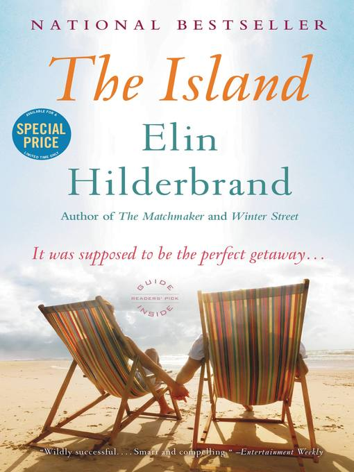 Title details for The Island by Elin Hilderbrand - Wait list