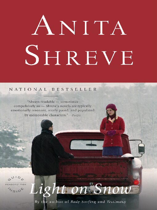 Title details for Light on Snow by Anita Shreve - Available