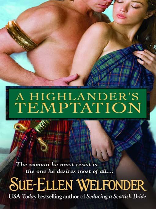 Title details for A Highlander's Temptation by Sue-Ellen Welfonder - Available