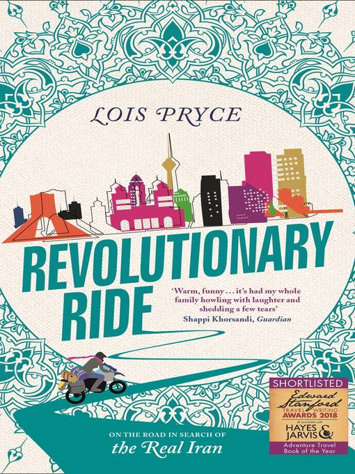 Title details for Revolutionary Ride by Lois Pryce - Wait list