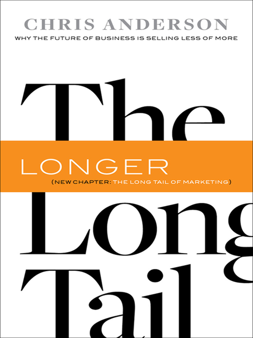 Title details for The Long Tail by Chris Anderson - Available