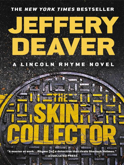 Title details for The Skin Collector by Jeffery Deaver - Wait list