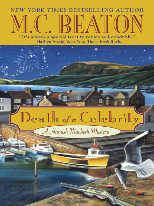 Title details for Death of a Celebrity by M. C. Beaton - Available