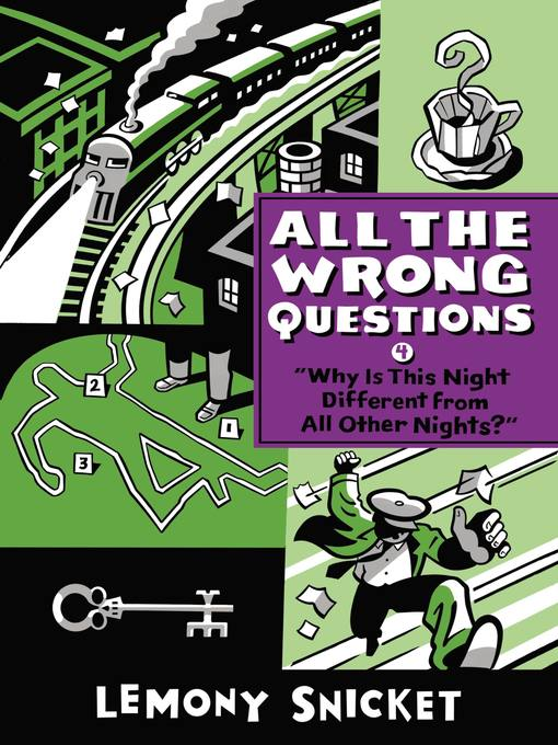 Title details for Why Is This Night Different from All Other Nights? by Lemony Snicket - Wait list