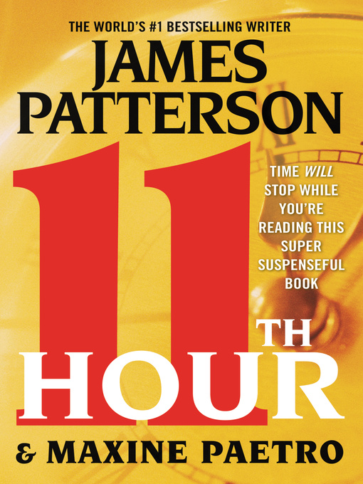 Title details for 11th Hour by James Patterson - Available