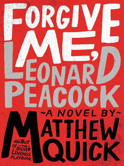 Cover of Forgive Me, Leonard Peacock
