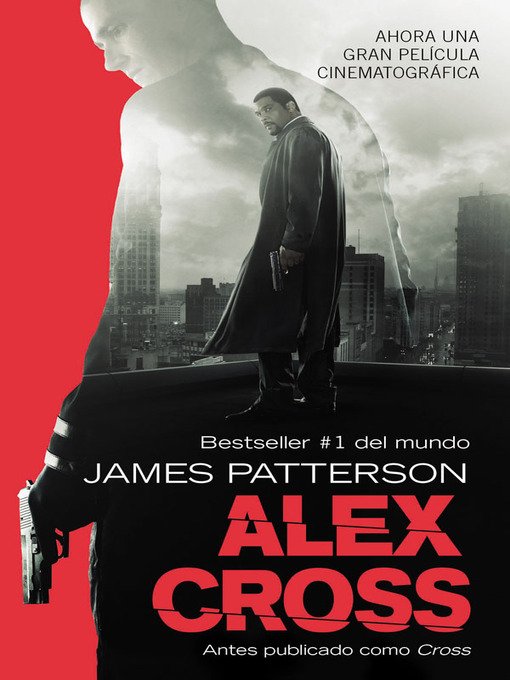 Title details for Alex Cross by James Patterson - Wait list