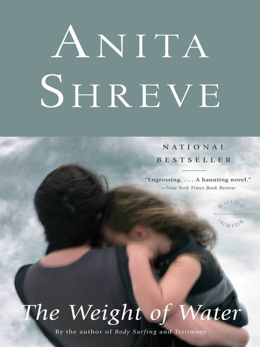 Title details for The Weight of Water by Anita Shreve - Available