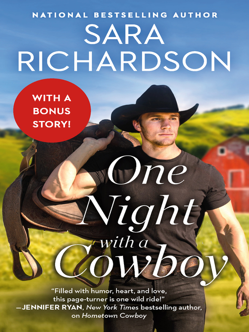 Title details for One Night with a Cowboy by Sara Richardson - Available