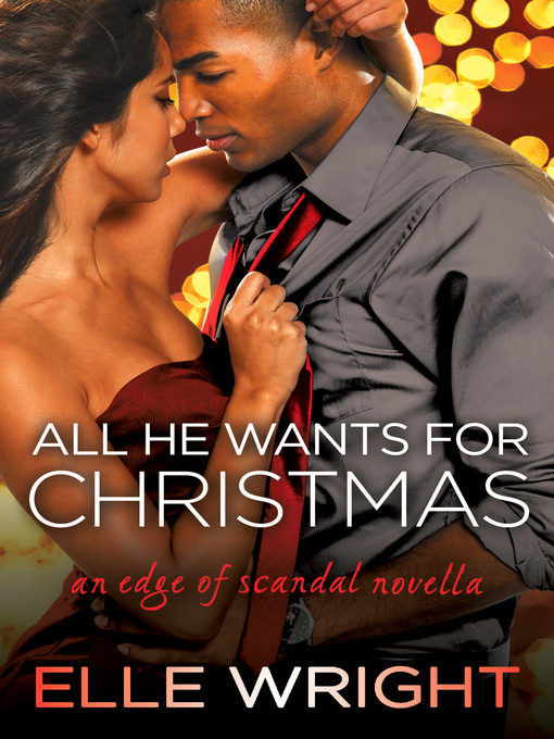 Title details for All He Wants for Christmas--A Novella by Elle Wright - Available