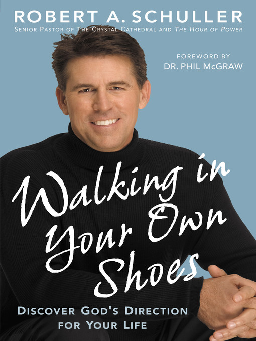 Cover of Walking in Your Own Shoes