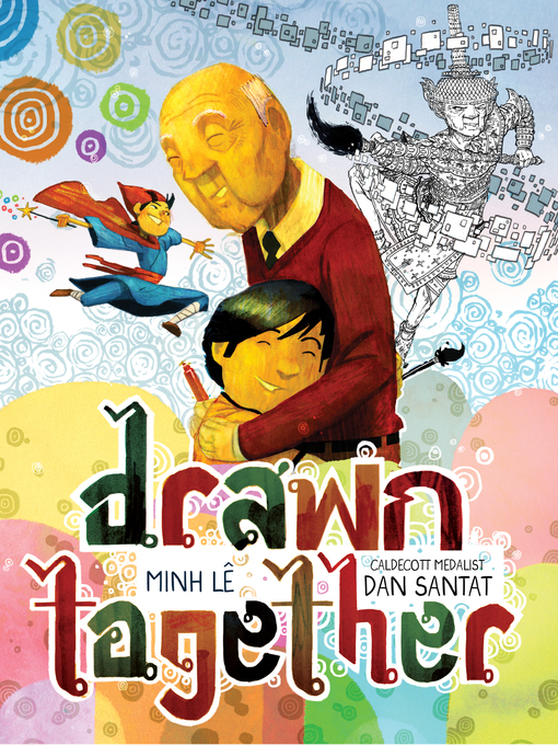 Title details for Drawn Together by Minh Lê - Available