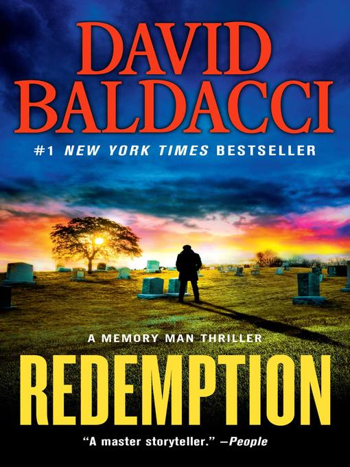 Title details for Redemption by David Baldacci - Wait list