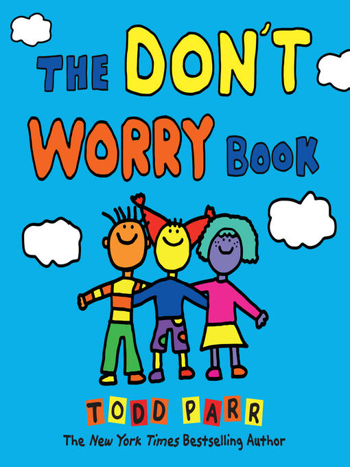 Image: The Don't Worry Book