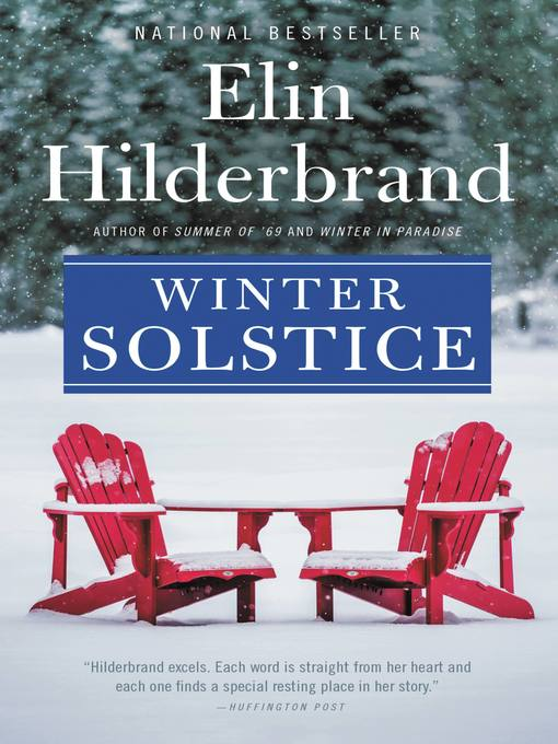 Title details for Winter Solstice by Elin Hilderbrand - Available