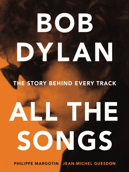 Cover of Bob Dylan All the Songs