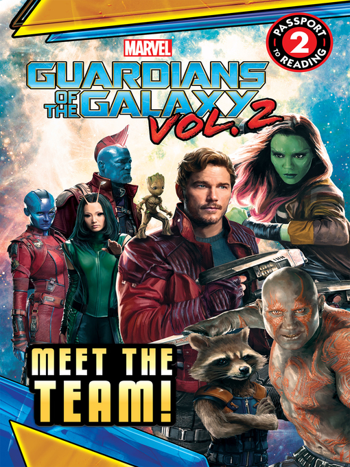 Title details for MARVEL's Guardians of the Galaxy, Volume 2: Meet the Team! by R. R. Busse - Available
