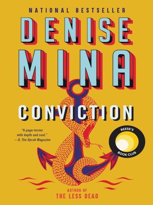 Title details for Conviction by Denise Mina - Available