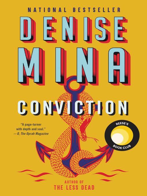 Title details for Conviction by Denise Mina - Wait list