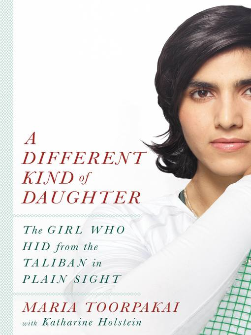 Cover of A Different Kind of Daughter